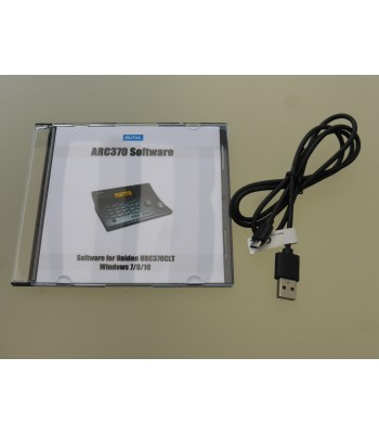 ARC370 Windows software met USB-kabel voor UBC370CLT