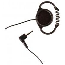 Flexibele oorschelp 3,5 mm