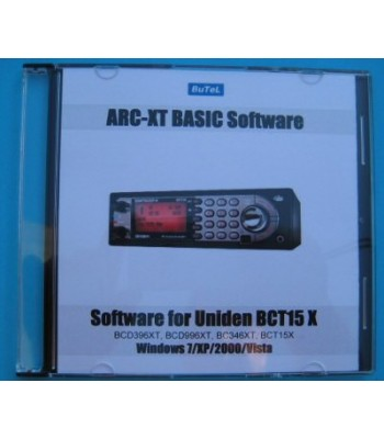 ARC-XT Basic software voor BCT15X