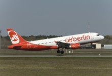 Air Berlin sluit stations in Dortmund en Erfurt