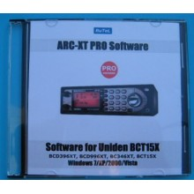 ARC-XT Pro software voor BCT15X