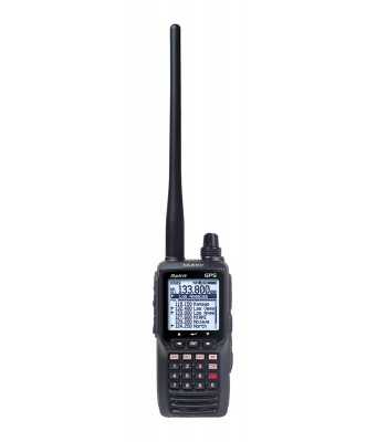 Yaesu FTA-750L NAV-COM luchtvaartportofoon met GPS